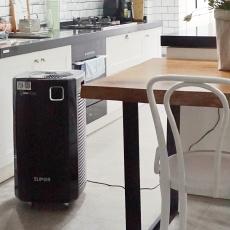 有了这台空气净化器,让你放心安全住新房 | 视频