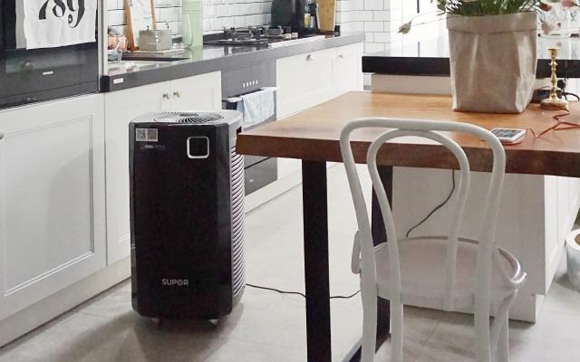 有了这台空气净化器,让你放心安全住新房   视频