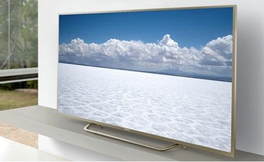 索尼U9+ 55英寸智能液晶电视:4K高清画面好,显示流畅分享快