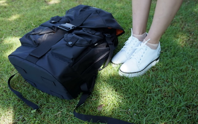 既时尚又能装,让你爱不离背的INTERFOOL军事背包