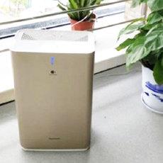 除菌除甲醛,净化空气赶走PM2.5,松下空气净化器体验