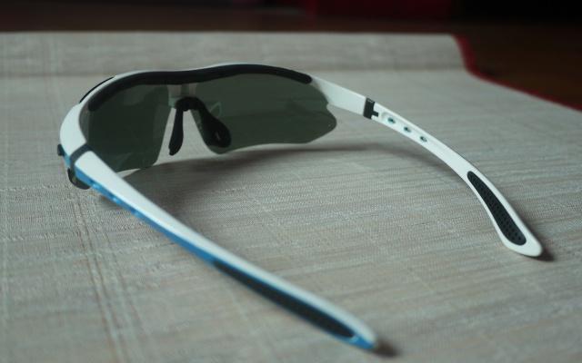 路跑骑行90公里实测运动眼镜,5种镜片搭配时尚有型