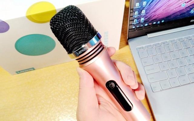 专为直播而来,多种音效给你想唱就唱的勇气 — 联想 UM18系列UC20pro 手机直播麦克风体验
