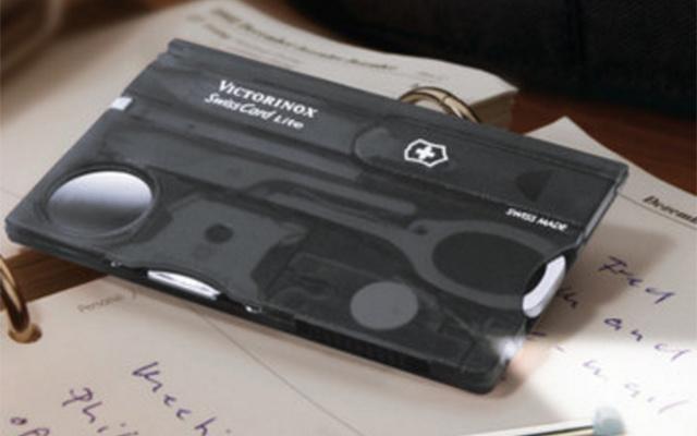 维氏(Victorinox)标准瑞士卡系列军刀