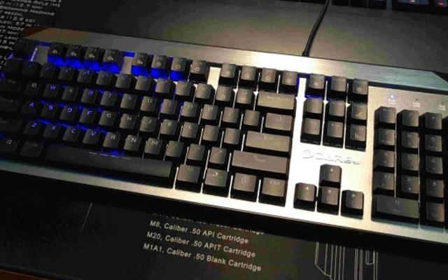 原来好的机械键盘,并不是只有cherry轴体 — 达尔优 ek822机械键盘测评