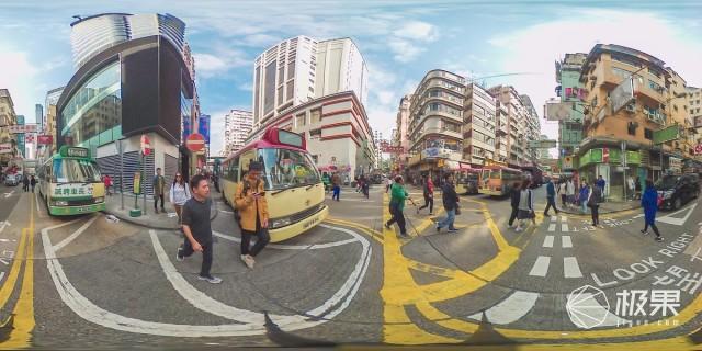 全度影像DuxCamM1,不一样视角下的香港和南极|视频