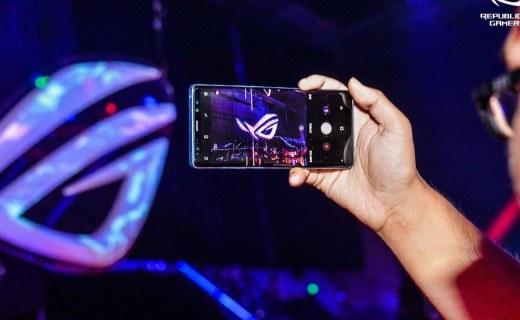 ROG游戏手机国内正式发布,满血版骁龙845,5999元起
