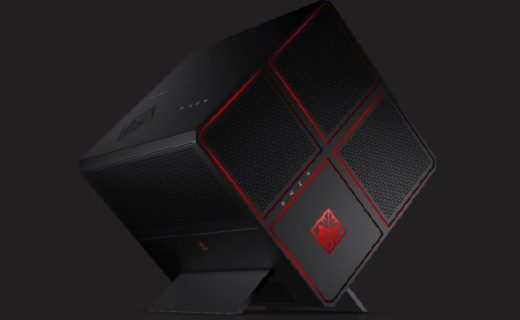 惠普顶级游戏主机,双路GTX1080显卡超大存储