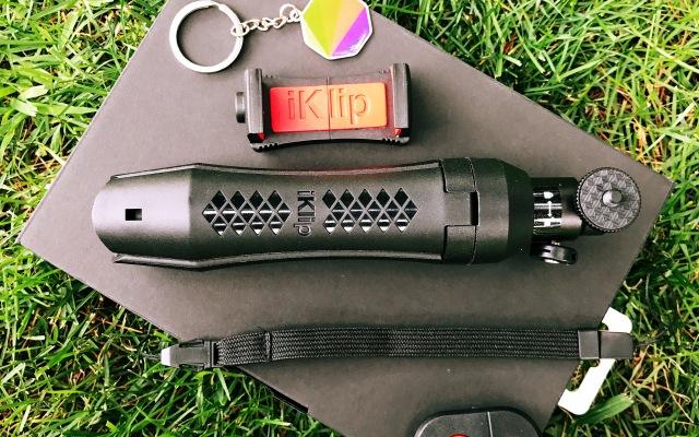高颜值多功能相机支架,自拍录像它可帮了大忙 | 视频