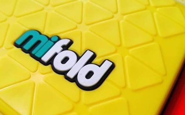 小小的mifold,大大的安全感 - mifold便携式儿童安全座椅体验