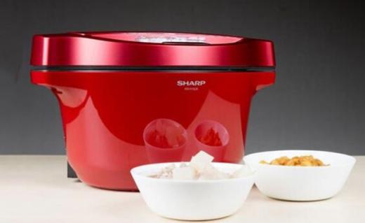 无需加水的夏普电炖锅,小白一键做出85种美食