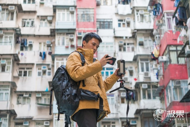 全度影像DuxCamM1,不一样视角下的香港和南极 视频