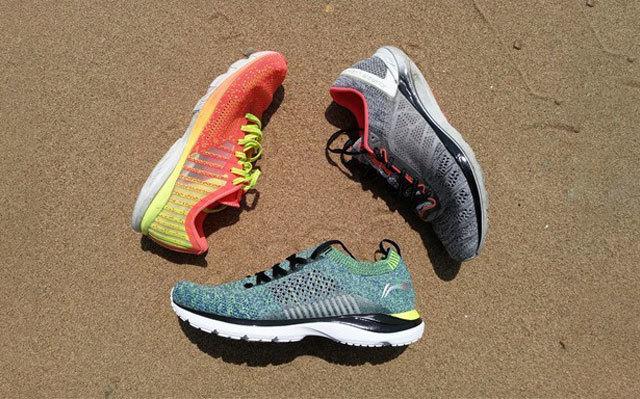 贴脚透气质量轻,让我健步如飞的超轻跑鞋 — 李宁超轻体织减震轻质跑步鞋评测