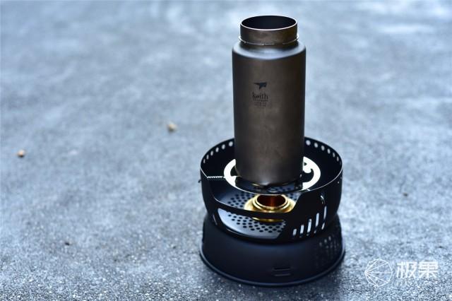 全钛壶设计,健康无害更耐用,keith铠斯纯钛宽口无螺纹水壶杯简评