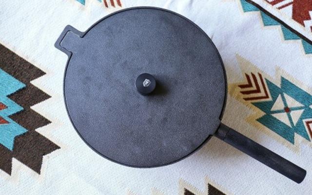 """锅具中""""爱马仕"""",德国总理都为它的品质点赞 — Velosan单柄32cm炒锅体验"""