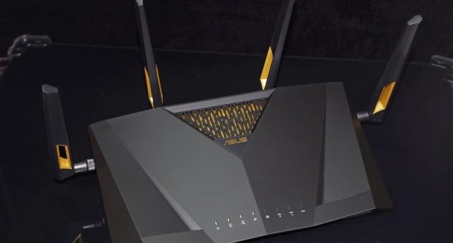 游戏体验不再受网速拖累,第六代WiFi技术加持的路由器——华硕RT-AX88U