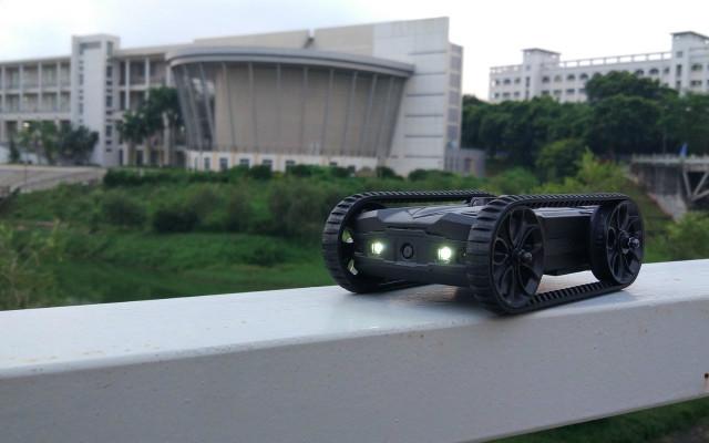 4D实感AR体验 园一个坦克梦 — 铝合金TopTank试玩