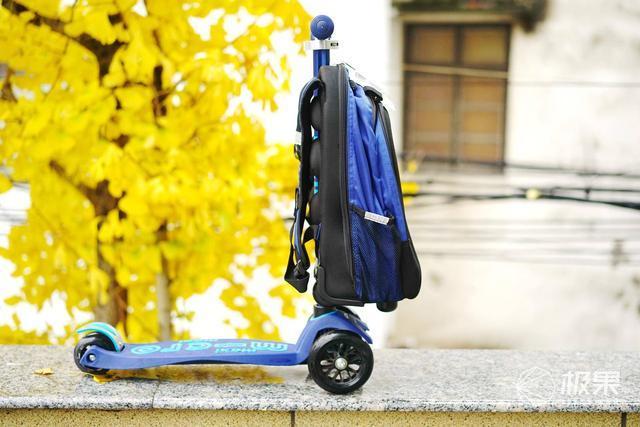 二宝二周岁的礼物-Micro迷嬉4合1滑板车上手体验