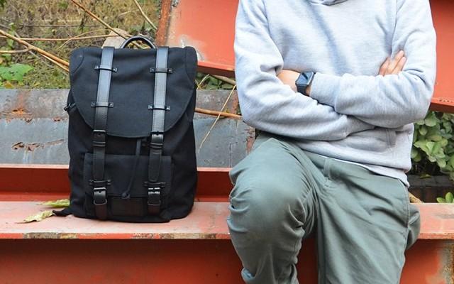 日常通勤,瑞士風情:Gaston Luga 背包