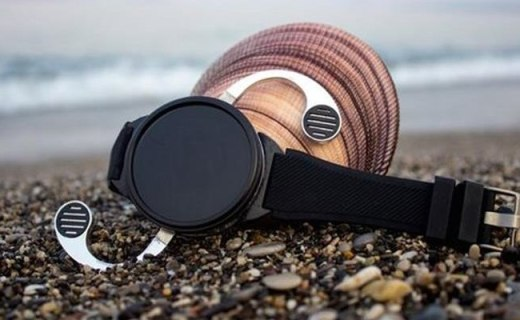 Shell智能手表,可变身智能手机