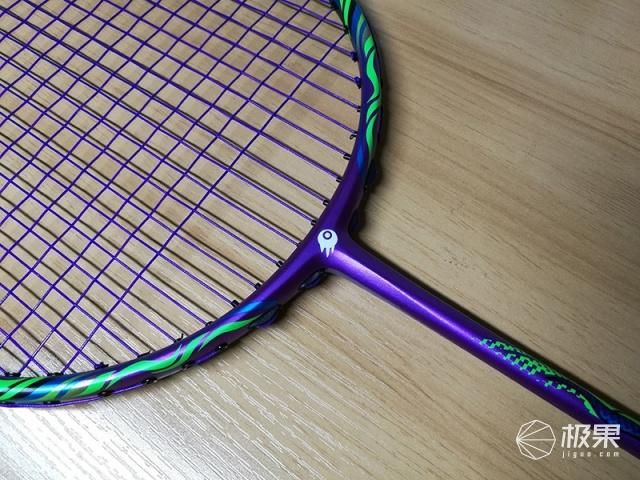 友练usenseM328智能羽毛球拍