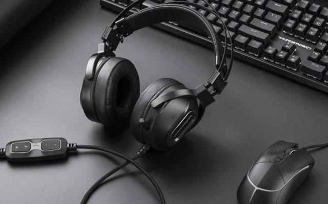 吃鸡专用耳机,听声辨位让你玩游戏像开了挂 — 雷神 沙漠风暴H71 电竞耳机评测