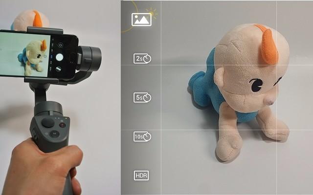 记录生活点滴,让拍摄更便捷更完美——大疆灵眸OSMO手机云台2