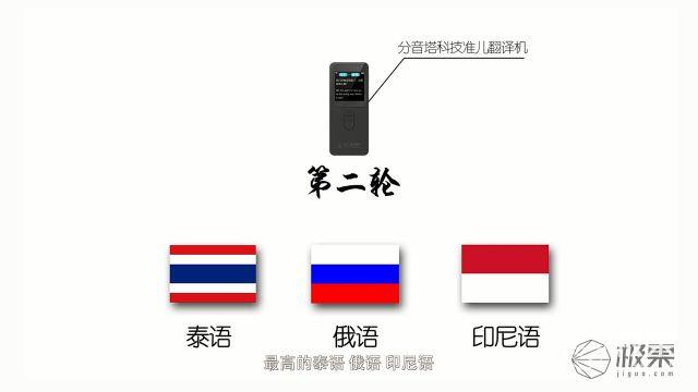 准儿人工智能翻译机