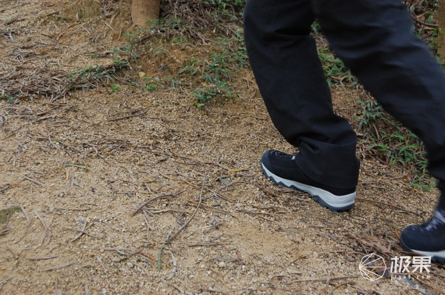 踏山趟水,凯家零磨合徒步鞋评测