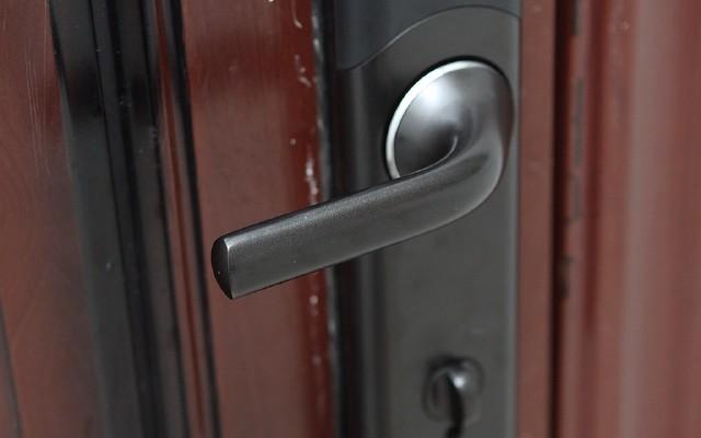 指纹解锁,再也不怕忘钥匙 ,德施曼小嘀T86云智能锁体验