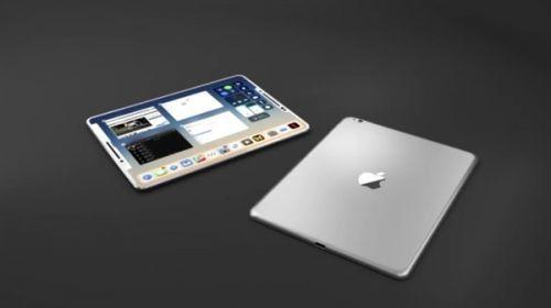 全新iPad曝光,取消Home键采用人脸识别