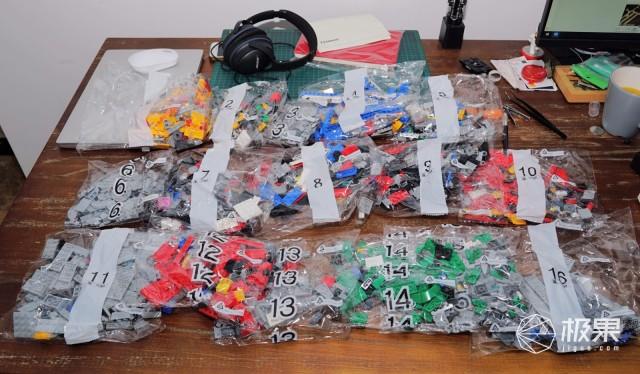LEGO21311Voltron开箱,自己动手重拾童年记忆