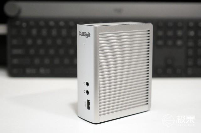 Caldigit雷电3集线器
