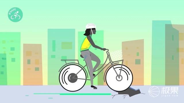 自带80毫秒防摔气囊,法国公司推出新款骑行背心,售价4742元