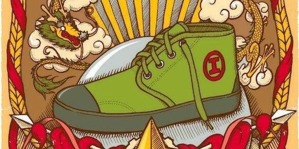 上过奢侈品时装秀秒匡威万斯的潮鞋,中国才卖15块...