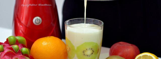 榨汁机也能搞定一顿完美早餐?—PartyRetro榨汁机体验