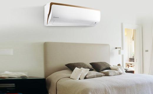 大金1.5匹变频空调:超大功率凉爽一夏,双层过滤网更清新