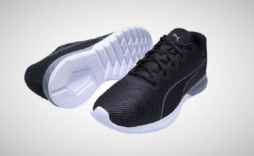 PUMA Vigo跑鞋:透气鞋面轻盈舒适,高弹EVA耐磨耐穿