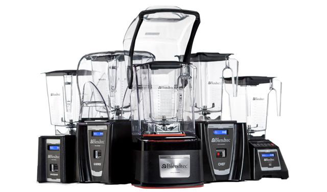 Blendtec Total Blender 搅拌机 首发试用