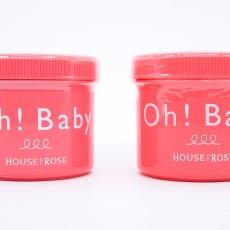 真假鉴别 HOUSE OF ROSE Oh ! Baby