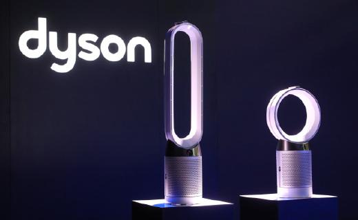 戴森发布新品空气净化风扇:增加LCD屏幕显示、可与手机连接