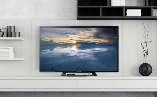 索尼KDL-32R330D电视:动态补偿解像清晰,LED背光亮度更高