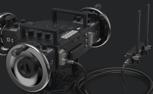 大疆发布全新大师摇轮和体感控制器,延时低至10毫秒。