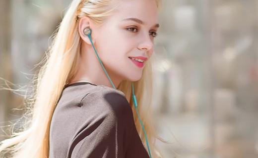 漫步者入耳式耳机:出色单元,立体音质尽享音乐
