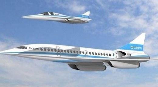 史上最快飞机!秒速千米中美往返只要半天?看到票价我惊了…