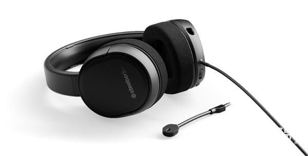 赛睿ArctisRAW游戏耳机发布:航母灵感降噪,售价299元