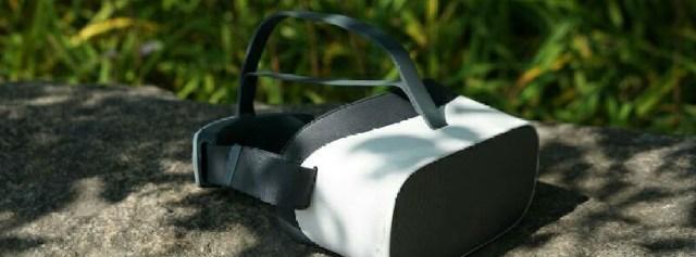更清晰的VR眼镜——pico  G2体验