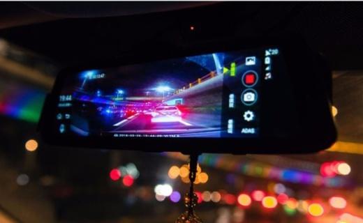 """怒怼""""碰瓷党"""",这后视镜让你行车再不怕被演 — 威路特全面屏流媒体智能后视镜体验"""