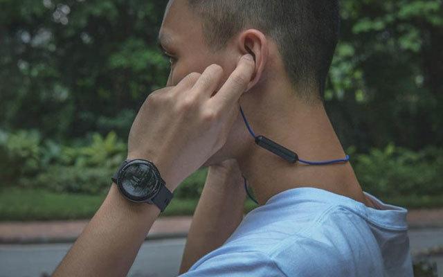 运动手表里的音乐播放器,播放器里的运动全能王,佳明vivoactive3 音乐手表测评