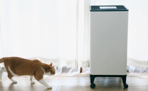 """德国瑞好 BREATHE 2 空气净化机 给我的家里带来了""""沁人心脾""""的体验。"""